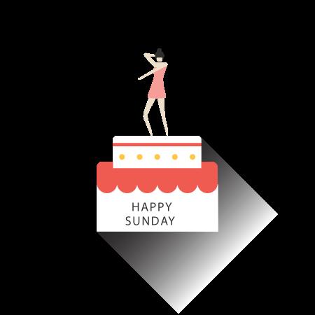 Women Cake